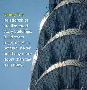 building relationships