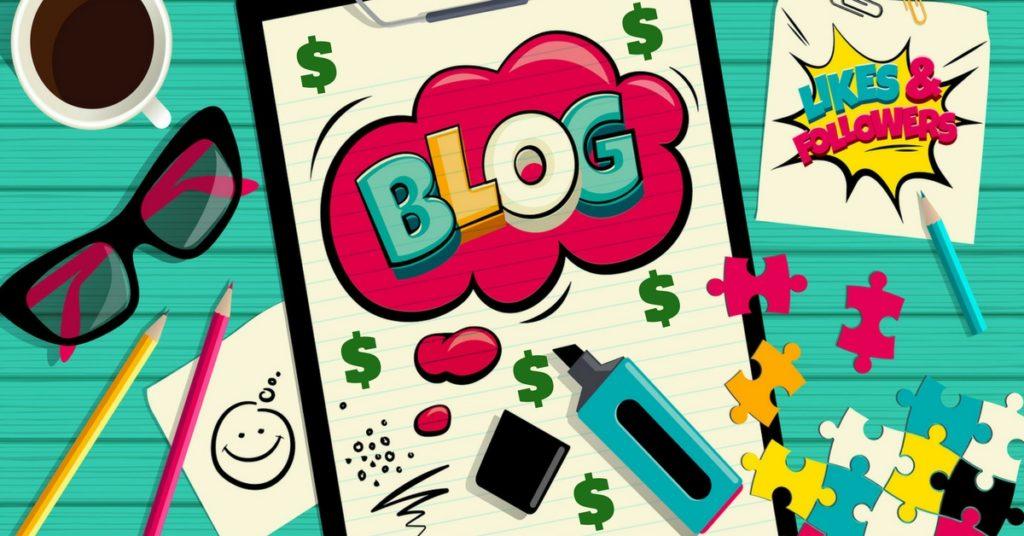 WordPress blog sales
