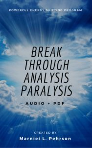 breakthrough analysis paralysis